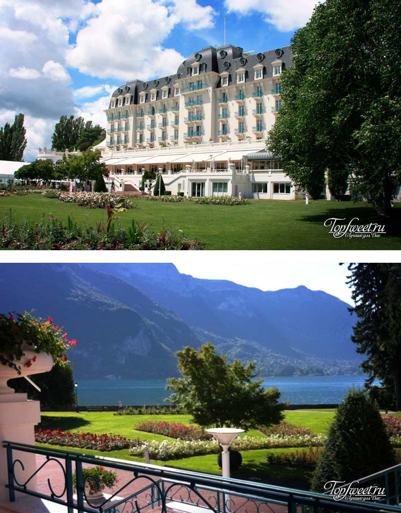 L'Imperial Palace, Annecy