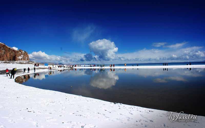Озеро Namtso