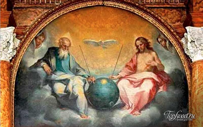 Путешественник во времени. ТОП-10 необычных теорий об Иисусе Христе