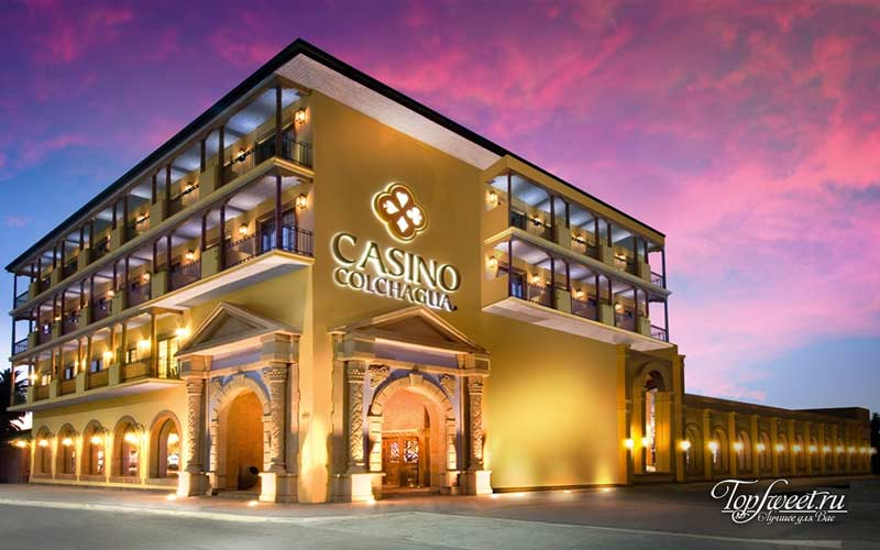 Самое удаленное казино в мире
