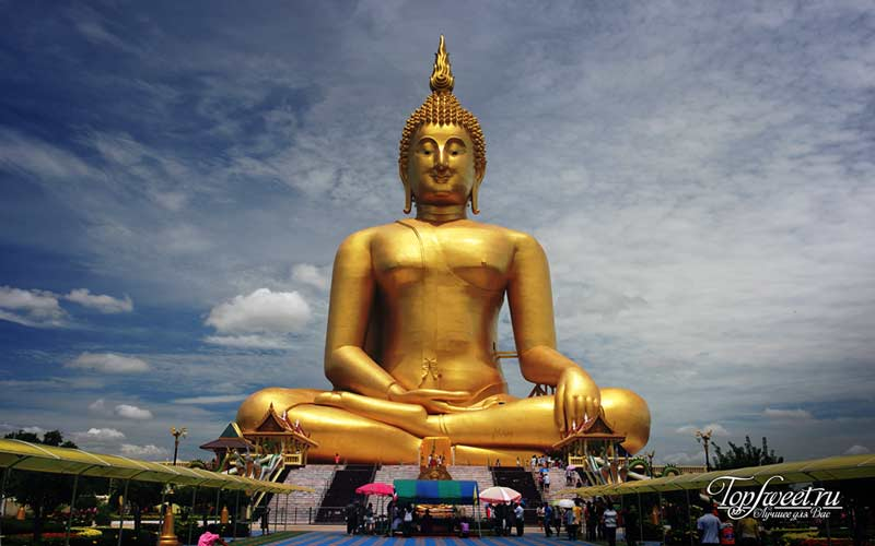 Великий Будда Таиланда