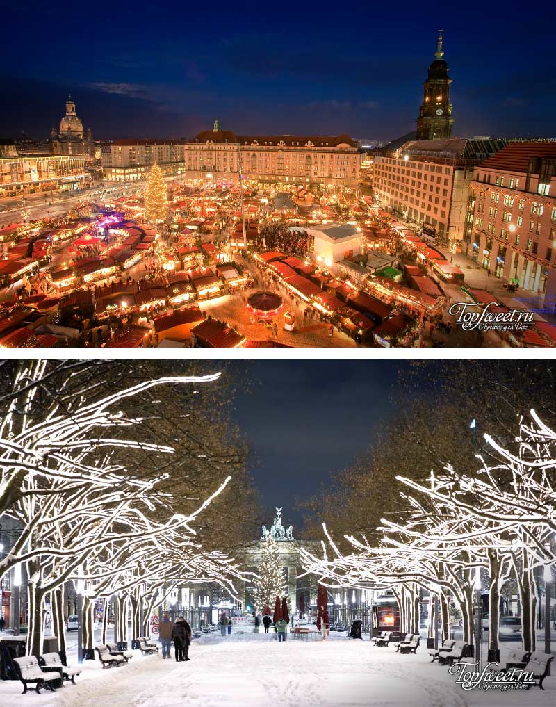 Берлин - лучший город где можно встретить Новый год