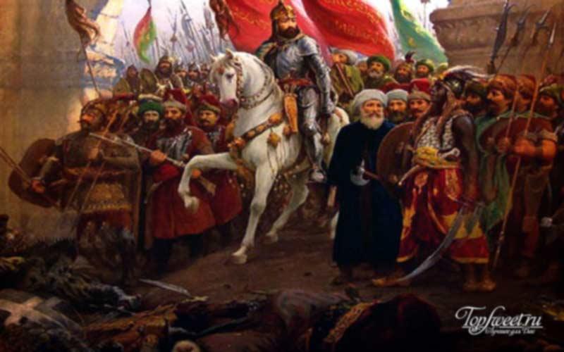 Братоубийство. Тайны Османской империи. 10 интересных фактов