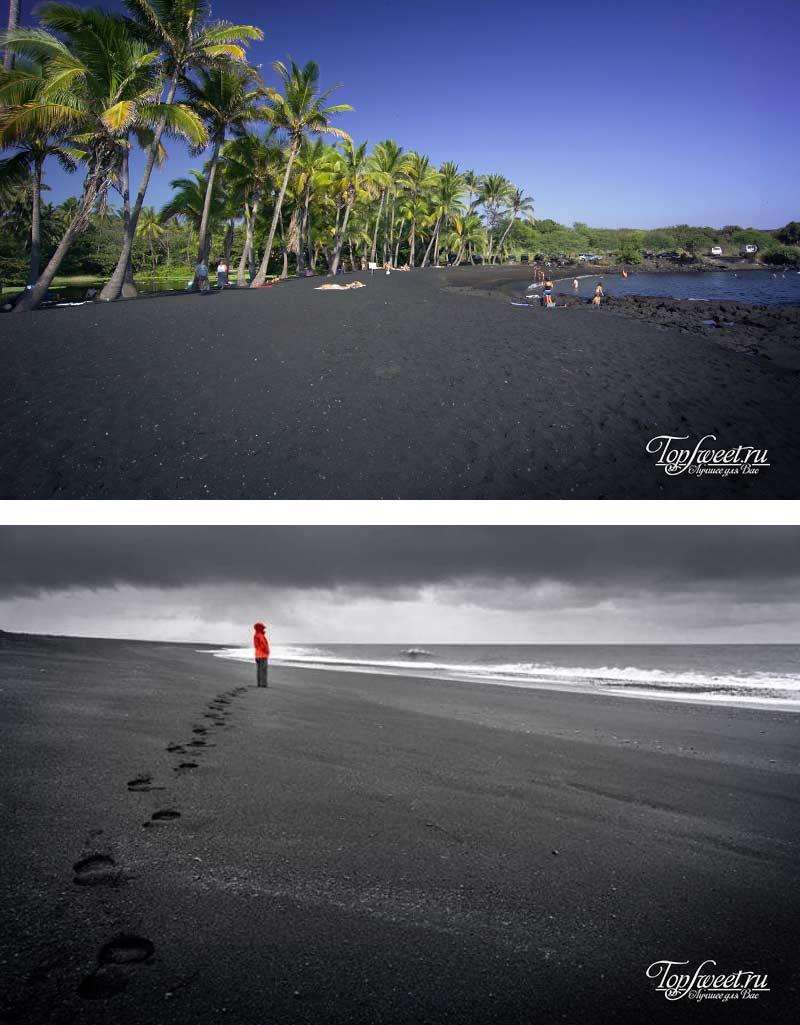 Черные пляжи Исландии