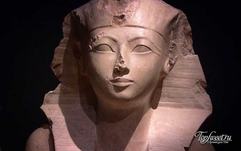 Древние фараоны были сумасшедшими