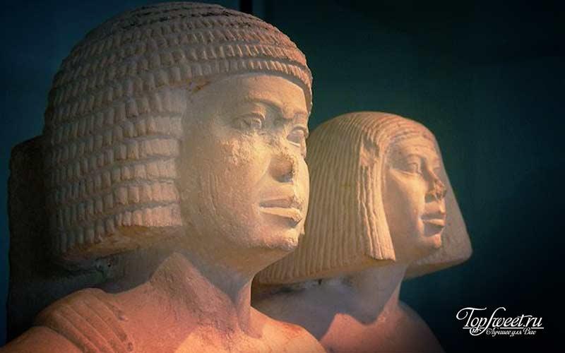 Египтяне удаляли волосы