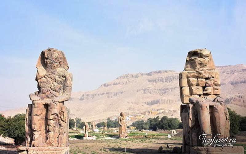 Греческий турист в Египте
