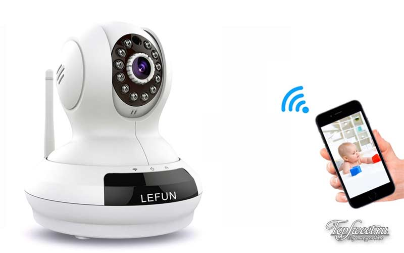 LeFun Wireless Baby Monitor