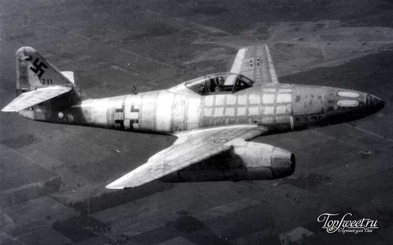 "Messerschmitt Me-262 ""Swallow"""