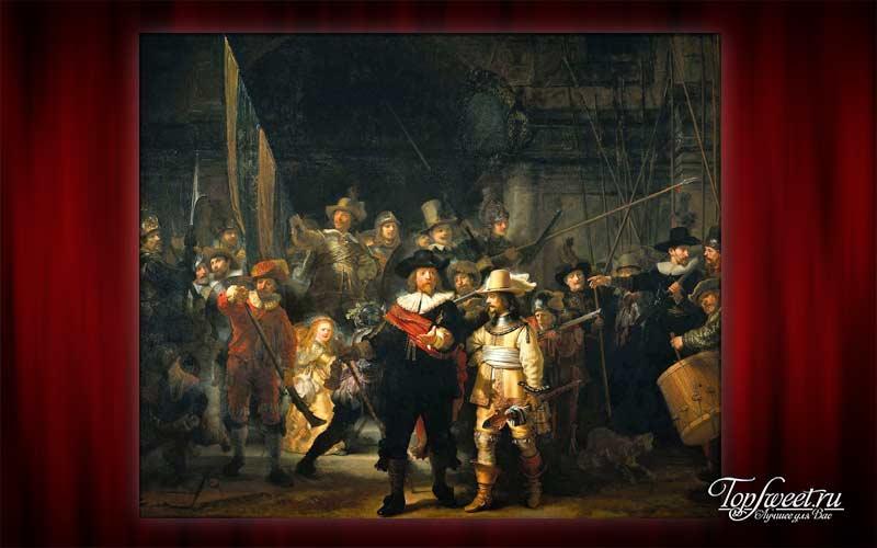 «Ночной дозор», Рембрандт