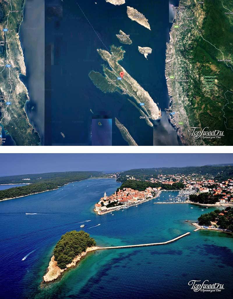 Остров Раб