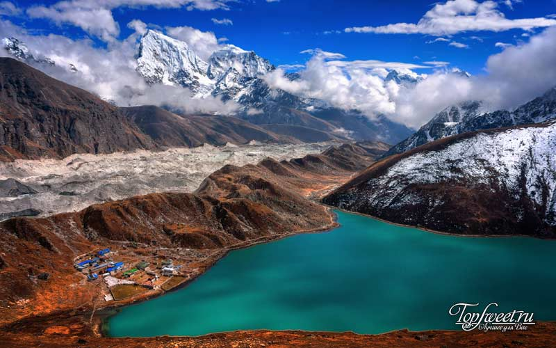 Озеро Гокио Чо, Непал