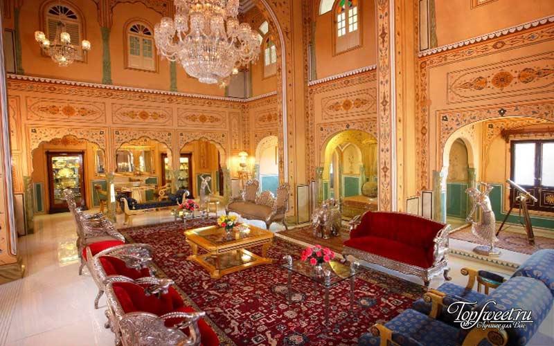 Presidential Suites, Raj Palace Hotel