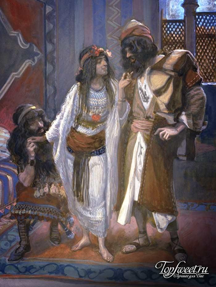Раав. Самые знаменитые проститутки в истории