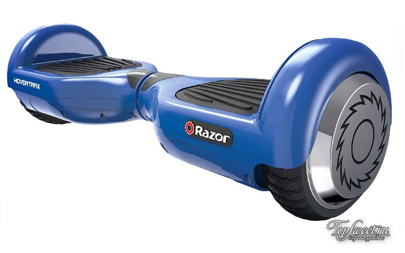 Razor Hovertrax Two-Wheels Smart Self-Balancing Scooter