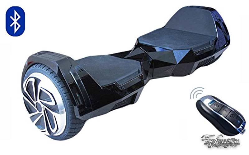 Sense Two-Wheeled Self Balancing Electric Scooter with Bluetooth