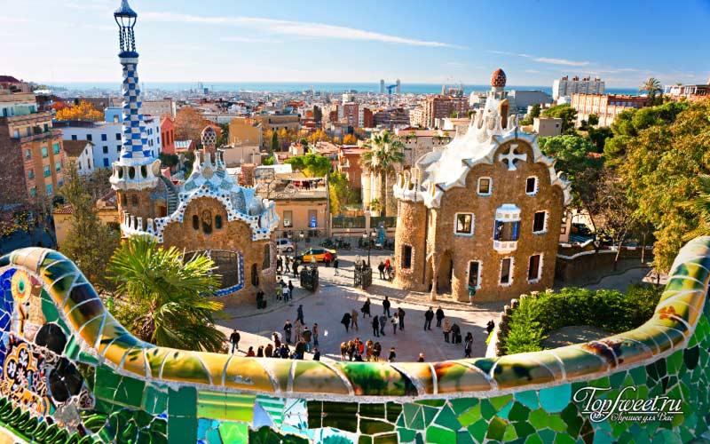 Лучшие туристические направления Европы