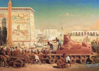 ТОП-10 фактов о Древнем Египте