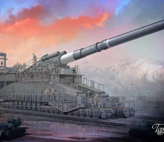ТОП-10 нацистких орудий