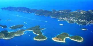 ТОП-10 островов Хорватии