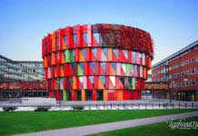 ТОП-10 самых красивых домов европы