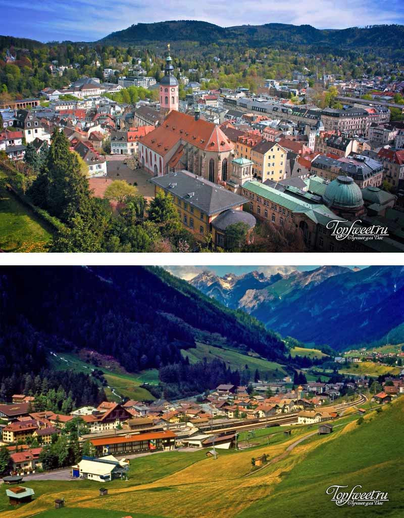 ТОП-10 мест в Австрии