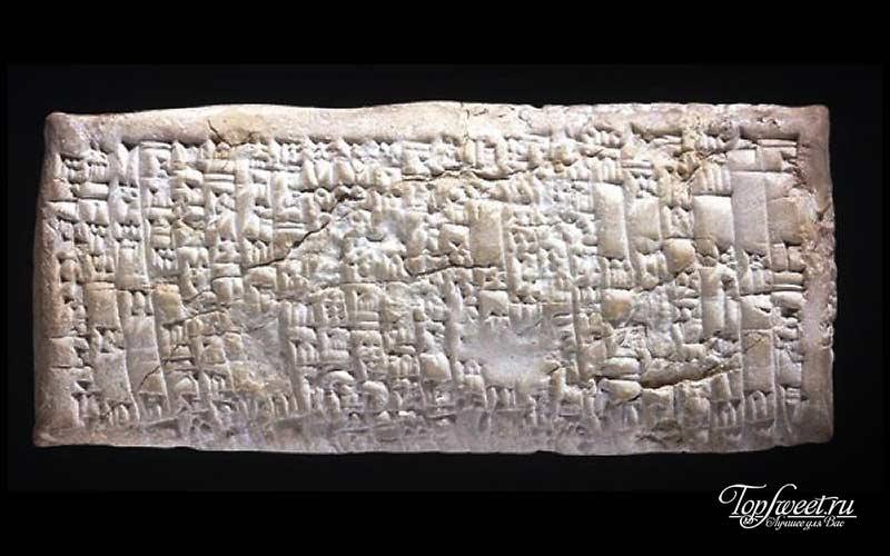 Вавилонский торговец борется с влиятельным купцом