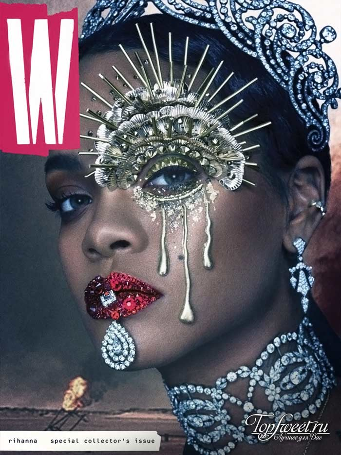 Журнал W