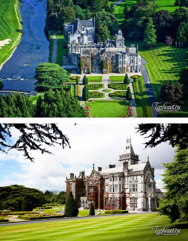 Adare Manor Hotel & Golf Resort, Co Limerick