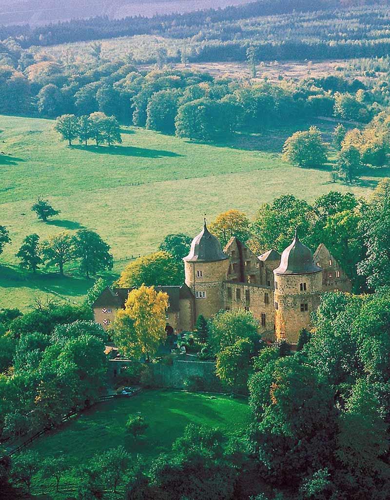 Dornröschenschloss Sababurg, Germany