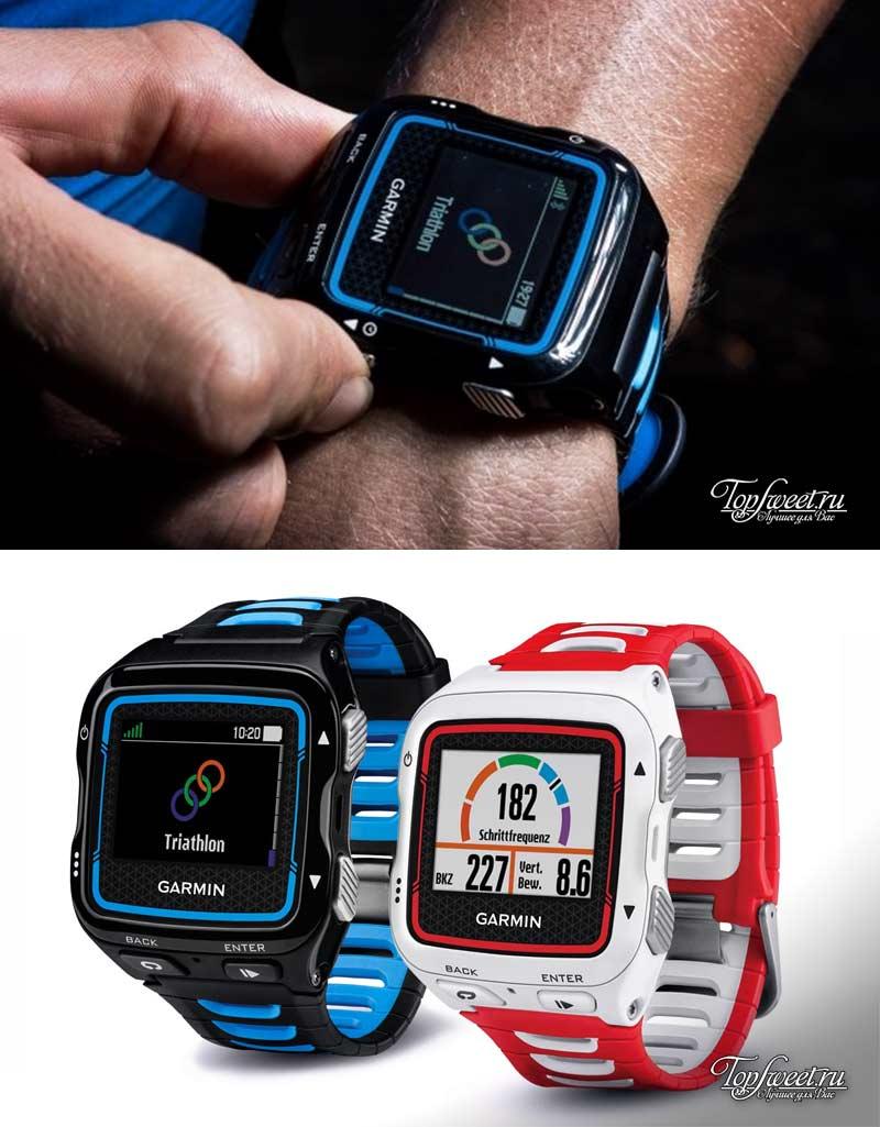 Garmin Forerunner 920XT. Рейтинг лучших smart часов