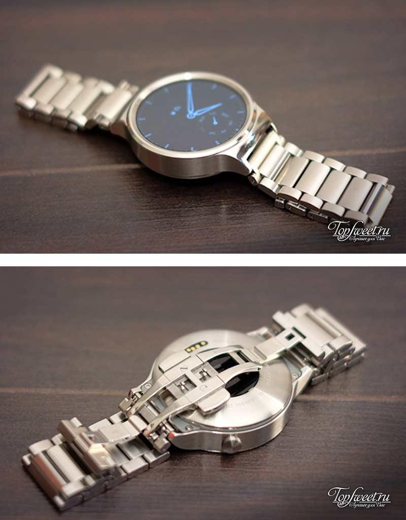 Huawei Watch. Рейтинг умных часов