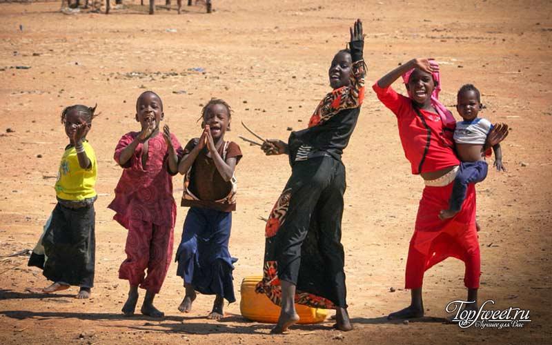Сенегал. Страны с самыми дружелюбными людьми