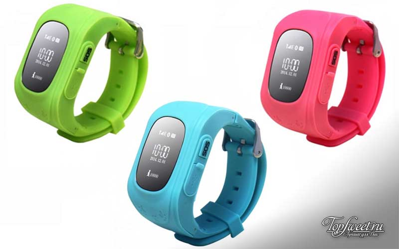 Smart Baby Watch Q50. Лучшие смарт часы в 2016 году