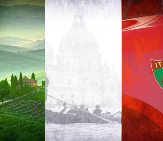 ТОП-10 городов Италии