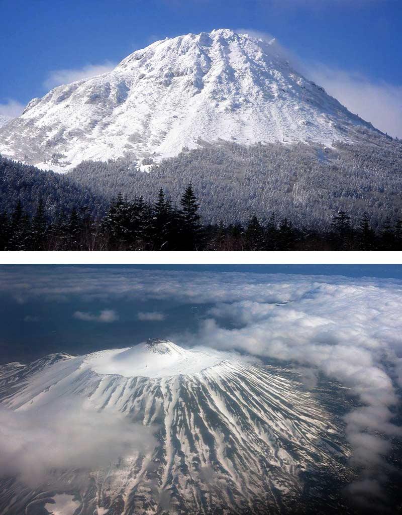 Вулкан Менделеева