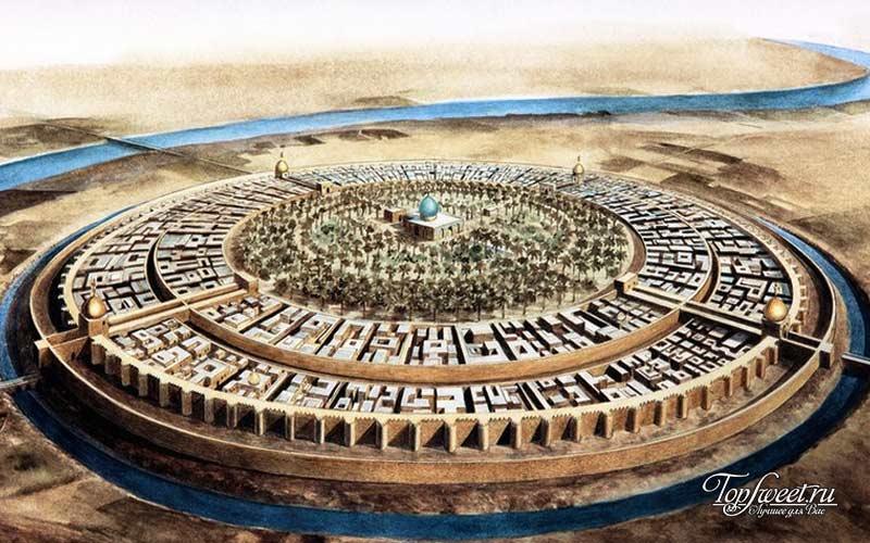 Багдад. Культурные столицы древности