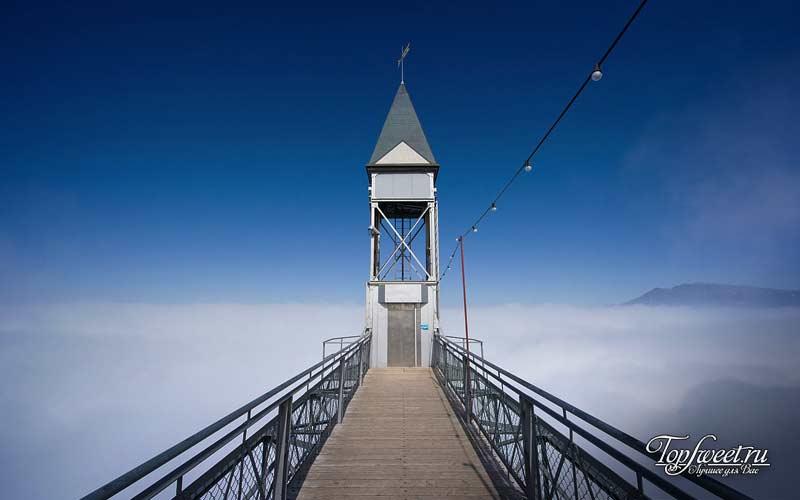 The Hammetschwand Lift. Самые оригинальные лифты в мире. ТОП-10
