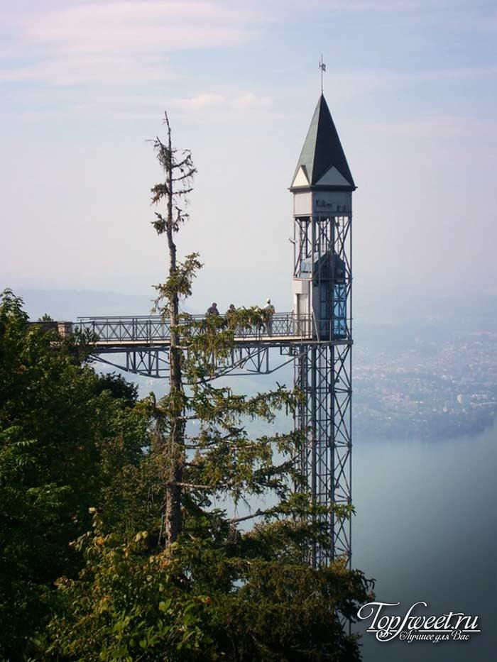 The Hammetschwand Lift