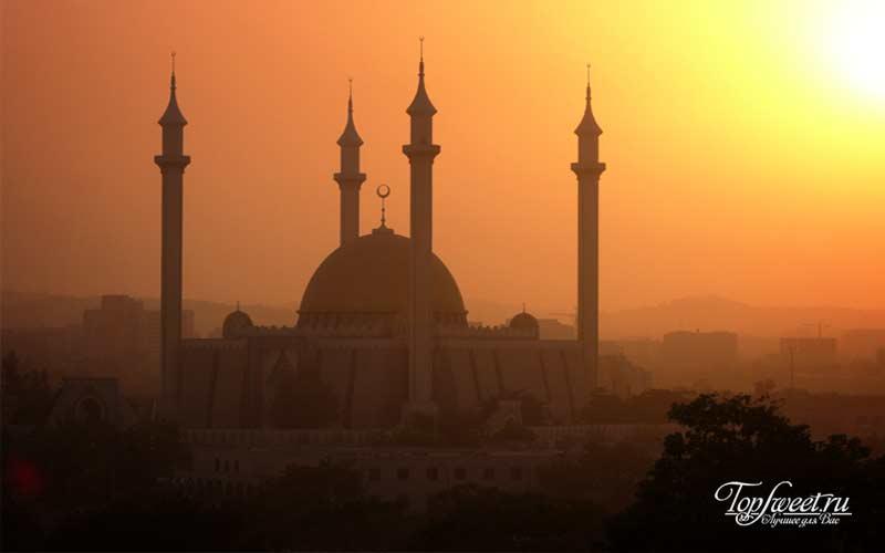 Ислам. Самые популярные религии