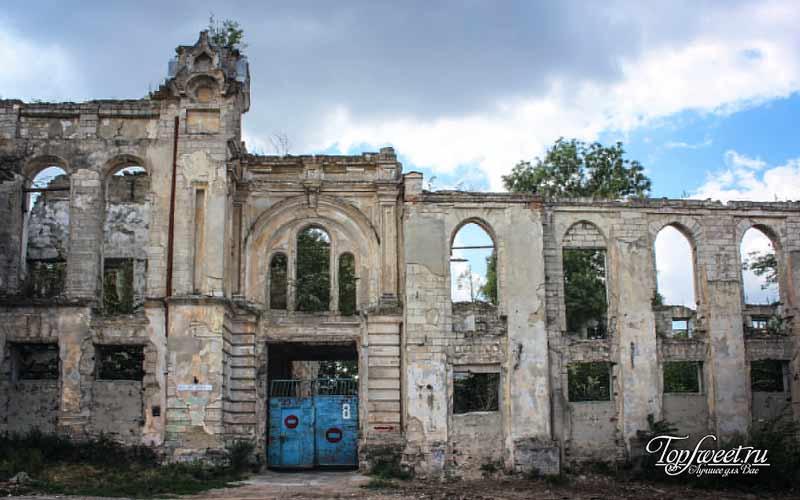 Кишинев. Самые страшные города