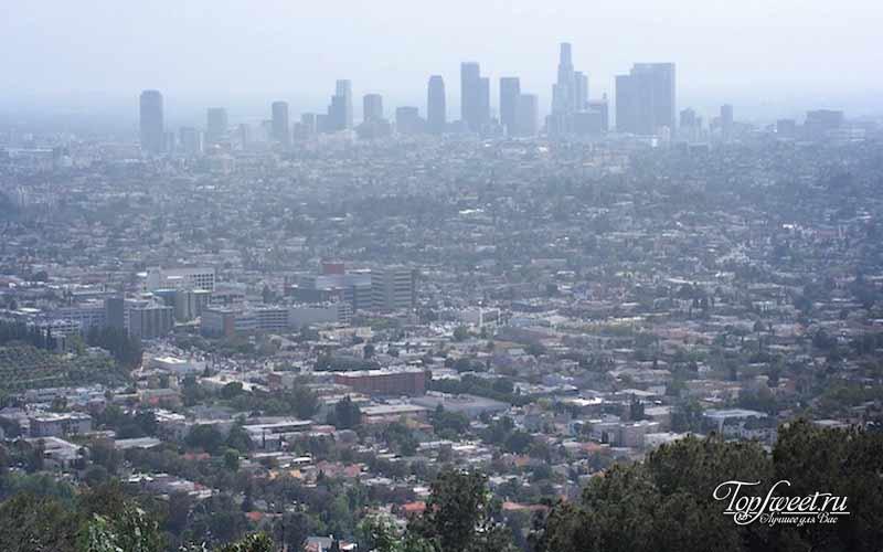 Лос-Анджелес. Самый некрасивый город США
