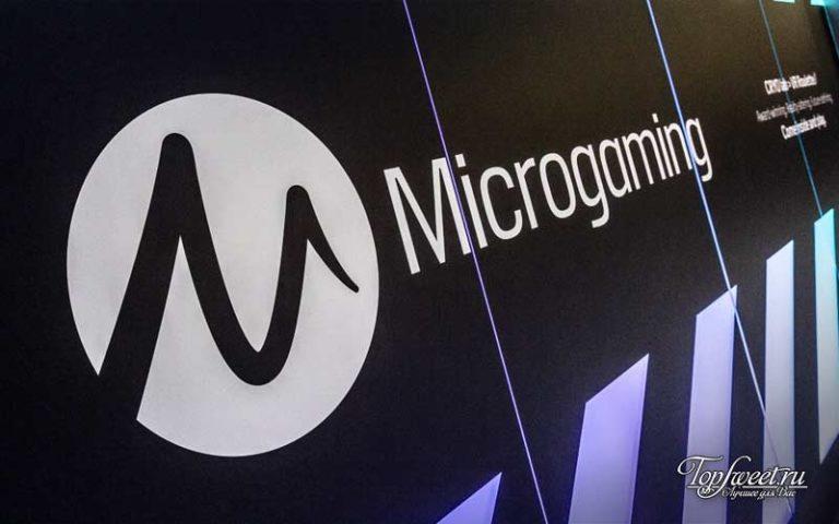 разработчики microgaming создали