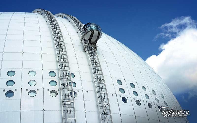 SkyView, Ericsson Globe
