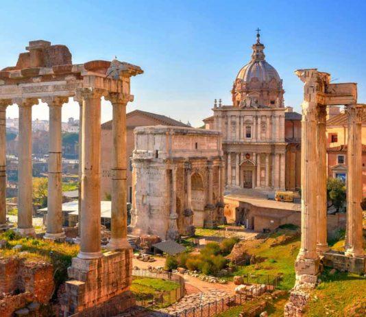 ТОП-10 культурных столиц древнего мира