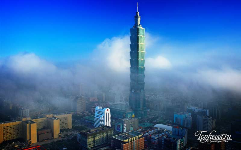 TAIPEI 101  TOSHIBA ELEVATOR AND BUILDING SYSTEMS CORPORATION