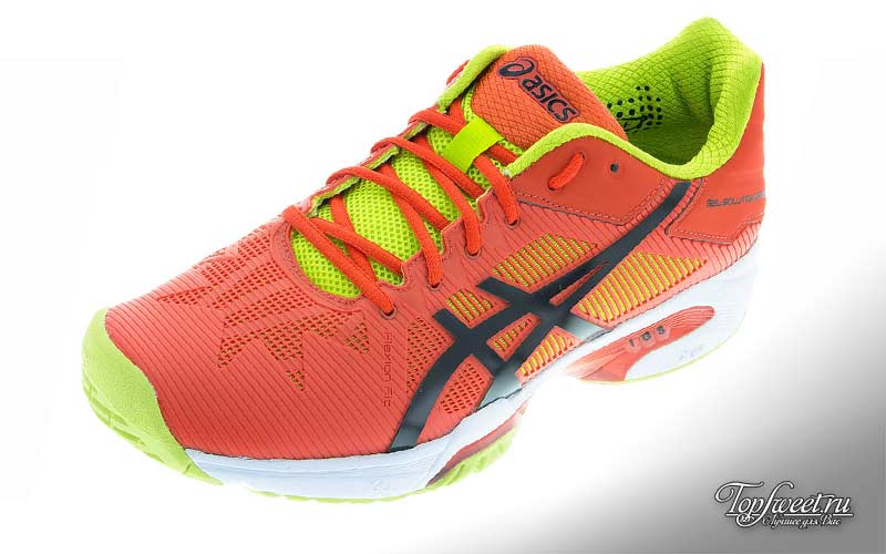 Asics Mens GEL Solution Speed 3 Tennis Shoes