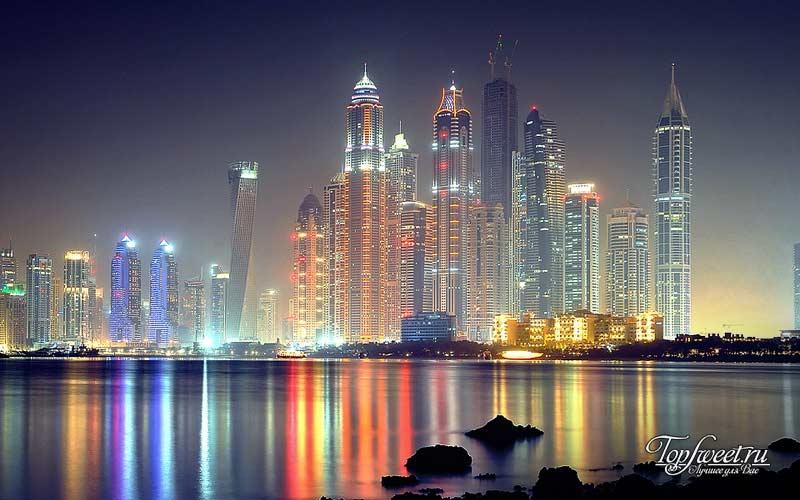 Дубай. Самые посещаемые города мира