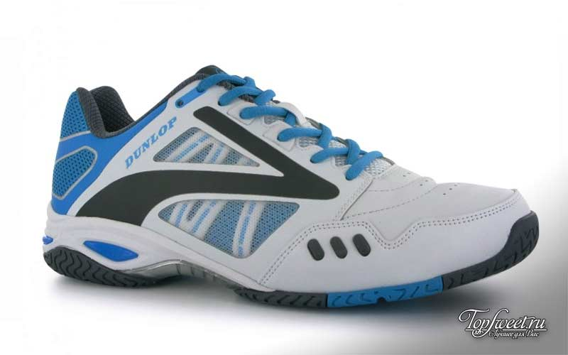 Dunlop Flash Team II Mens Tennis Shoes