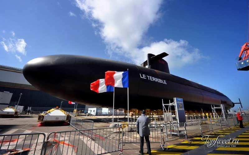 Франция. Страны, которые имеют ядерное оружие